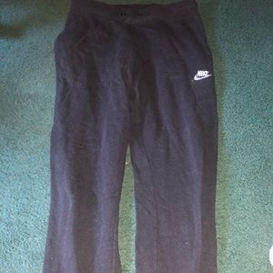 Nike cuffed sweatpants